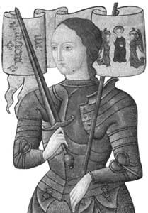 Жанна Д' Арк