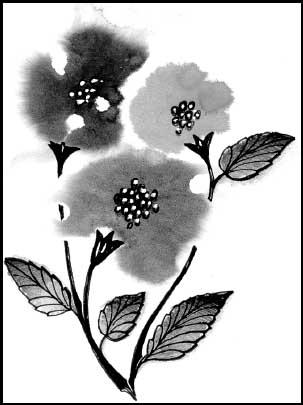 ...поздравительной открыткой (рис. 32), соединив в одной работе декоративную обработку бумаги и аппликацию из бисера.