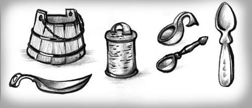 Предметы древней руси фото размеры монет царской россии толщина и диаметр