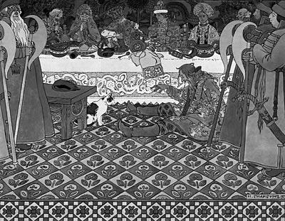 О царе салтане и сказка о