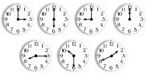 сколько пройдет часов ежели крупная стрелка делает два оборота