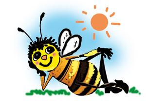 """Результат пошуку зображень за запитом """"маленькая пчелка картинки"""""""